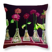 Coke, It's The Real Thing Throw Pillow