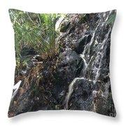 Coki Waterfall Throw Pillow