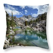 Colby Lake Outlet - Sierra Throw Pillow