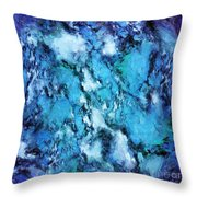 Cold Switch Throw Pillow