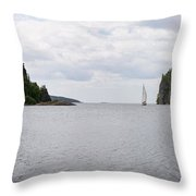 Coldwell Bay Throw Pillow
