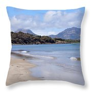 Coles Bay Throw Pillow