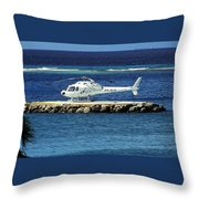 Colibri ... Throw Pillow