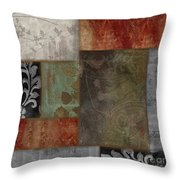 Collette I Throw Pillow