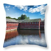 Collins Axe Factory Throw Pillow