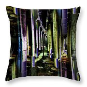Collonade Park Throw Pillow