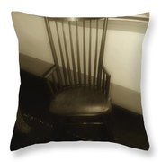 Colonial Comfort Throw Pillow