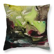 Color Fever 116 Throw Pillow