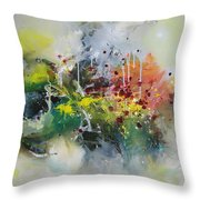 Color Fever Large 16 Throw Pillow