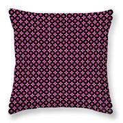 Color Illusion No1. Throw Pillow