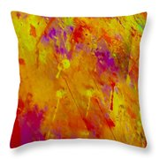 Color Love 2 Throw Pillow