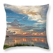 Color My World 2 Throw Pillow