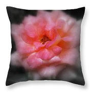 Color Returning Throw Pillow