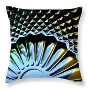 Color Wash Throw Pillow