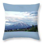 Colorado 2006 Throw Pillow