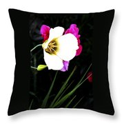 Colorado Wildflower1 Throw Pillow