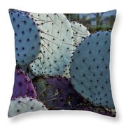 Colorful Parts Throw Pillow