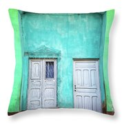 Colorful Trinidad Throw Pillow
