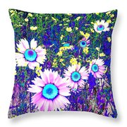 Colormax 2 Throw Pillow