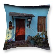 Colors Of Culture Throw Pillow