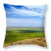Colors Of My Soul  Throw Pillow