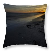 Colors Of Sunset Throw Pillow