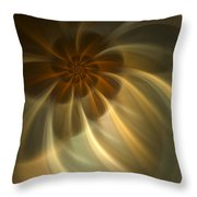 Colors Of The Sun Throw Pillow
