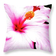 Colors Under The Sun Throw Pillow
