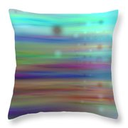Colour24mlv - Impressions Throw Pillow