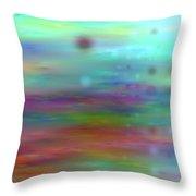 Colour25mlv - Impressions Throw Pillow
