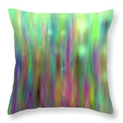 Colour6mlv - Impressions Throw Pillow