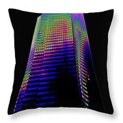 Columbia Tower Seattle Wa Throw Pillow