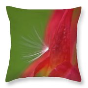 Columbine Fair Throw Pillow