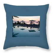 Columbus Isle Throw Pillow