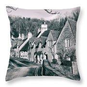 Combe Stone Throw Pillow
