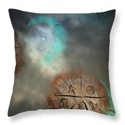 Come And Find Me Throw Pillow