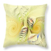 Come Dance With Me Throw Pillow
