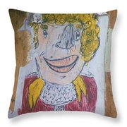 Come Find Yourself IIi Throw Pillow
