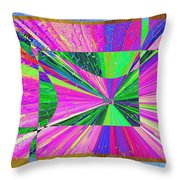 Come Fly Away Throw Pillow
