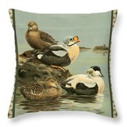 Come On In-jp2790 Throw Pillow