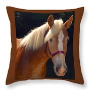 Come Play With Me  Throw Pillow