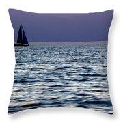 Come Sail Away 6 Throw Pillow