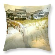 Come To My Senses Throw Pillow