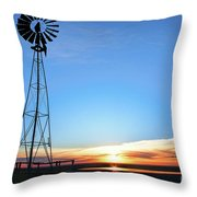 Come To The Water Throw Pillow