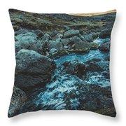 Comeragh River Throw Pillow
