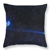 Comey Lovejoy C2014 Q2 Nearest Throw Pillow