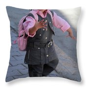 Comfortwalk Throw Pillow