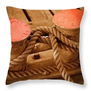 Coming Home 3 Throw Pillow