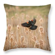 ...coming Home Throw Pillow
