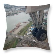 Coming Home To You Throw Pillow